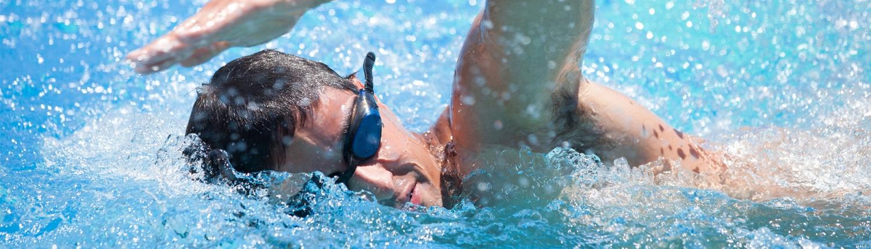 banen zwemmen